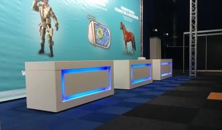 Lage LED Desk Huren: Modus Low
