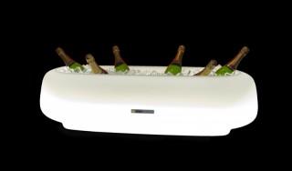 LED Flessenkoeler Huren: Might-e
