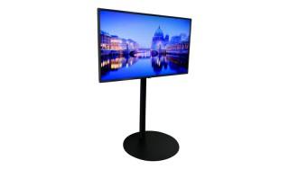 Flatscreen TV Laag Statief Huren: 43 Inch