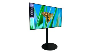 Flatscreen TV Laag Statief Huren: 55 Inch