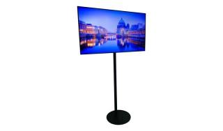 Flatscreen TV Hoog Statief Huren: 65 Inch
