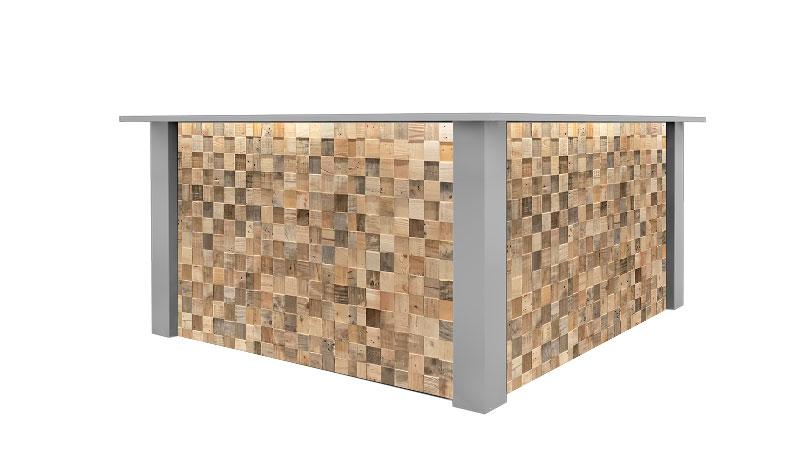 Witte Hoek Bar Huren: FlexxBar Cube
